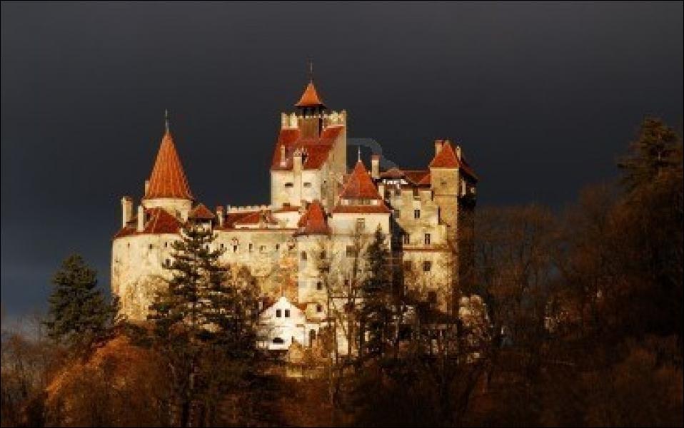 """Quel est ce château surnommé """"chateau de Dracula"""" ?"""
