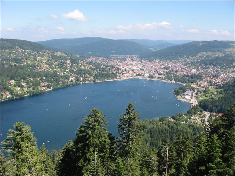 Quel est ce lac ?