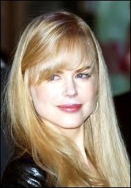 Nicole Kidman, la star australienne de Hollywood, est-elle une blonde naturelle ?