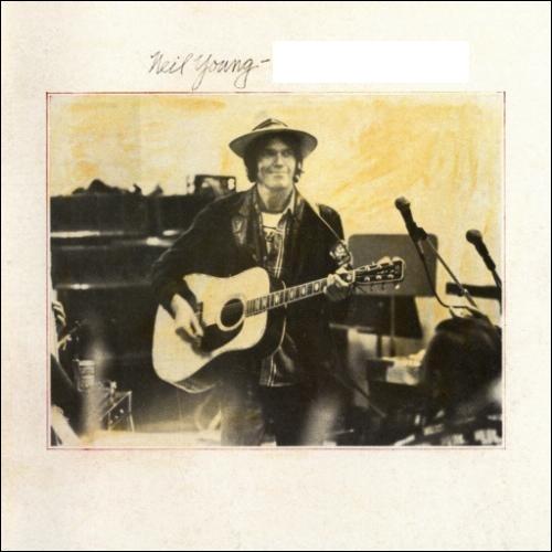 Quel nom porte cet album de Neil Young ?