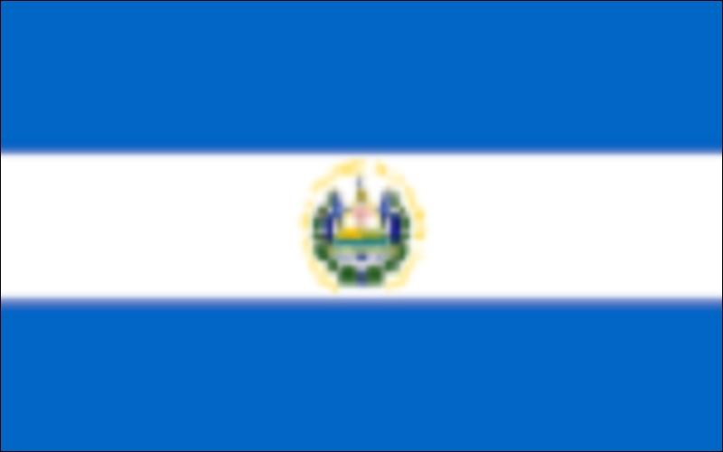 En superficie, le plus petit des États d'Amérique centrale.