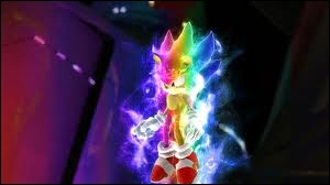 Sonic peut se transformer en Hyper Sonic. Vrai ou faux ?