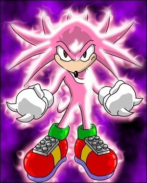 Et Super Knuckles ? (Cette image aussi a été faite par des fans. )
