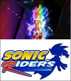 Hyper Sonic est présent dans  Sonic Riders . Vrai ou faux ?