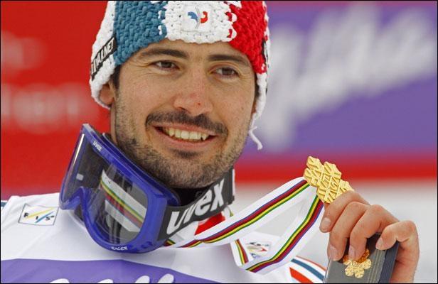 Champion olympique de slalom à Vancouver en 2010, je suis...