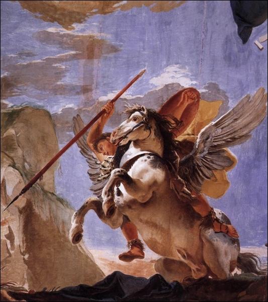 Quel héros de la mythologie grecque est soumis à une série d'épreuves similaires aux douze travaux d'Héraclès ? Ce même héros met en fuite et détruit les Amazones.