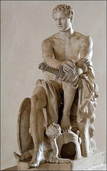 Selon la mythologie grecque, de quel dieu les Amazones sont-elles les filles ?