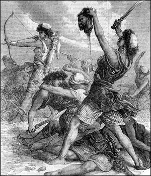 Tous les historiens - qu'ils aient vécu pendant l'Antiquité ou au XIXe siècle - s'entendent pour dire que les Amazones sont...