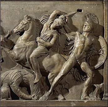 Les écrivains présentent la tribu des Amazones comme un contre-modèle grec. Laquelle de ces mœurs ne correspond pas à celle des Amazones ?