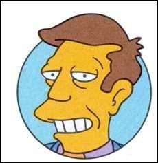 Comment s'appelle le principal de l'école de Lisa et Bart ?