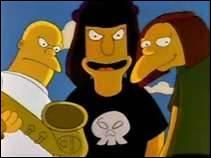 Comment s'appellent les voyous de Springfield ?