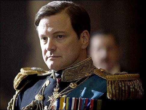 Colin Firth jouait George VI dans :