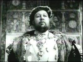 Charles Laughton a incarné deux fois Henri VIII :