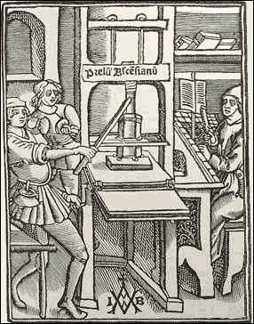 Histoire : Qui est/sont l'/les inventeur/inventeurs de l'imprimerie ?
