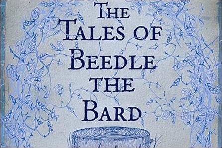 Lecture : Qui a écrit :  Les contes de Beedle le Barde  ?