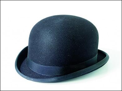 Chapeau : Comment se nomme ce chapeau de feutre rigide et de forme bombée ?