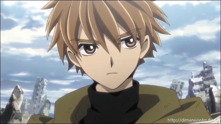 Manga : Dans quel manga peut-on voir ce personnage ?