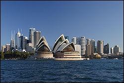 La ville de Sidney se trouve en Afrique.