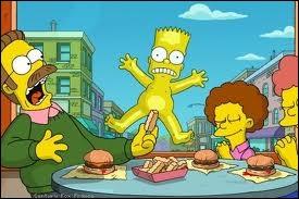 Que mange le plus Homer ?