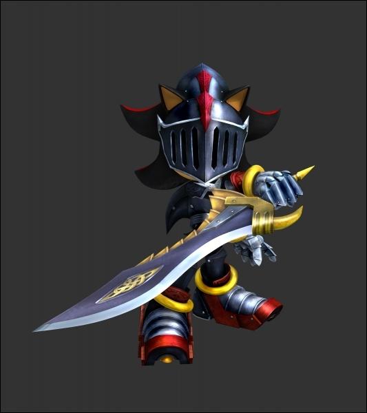 Qui Shadow interprète-t-il dans ce jeu ?