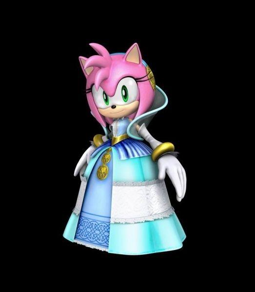 Sonic et le Chevalier Noir - Personnages