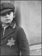 Quel nom a-t-on donné à la petite pièce de tissu, en forme d'étoile de David, imposée par l'Allemagne nazie comme signe vestimentaire distinctif des Juifs ?
