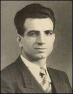 """Quel est le nom du chef de groupe de résistance, d'origine arménienne, dont le portrait figurait sur la tristement célèbre """"affiche rouge"""" ?"""
