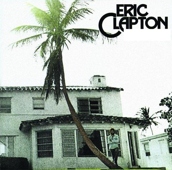 Pochettes des albums d'Eric Clapton