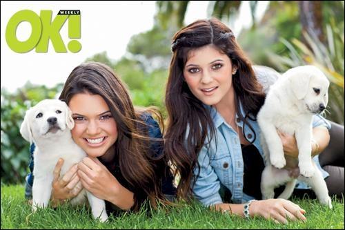 Comment s'appellent les demi-soeurs des Kardashian ?