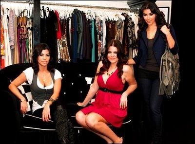 Quelle est la boutique des Kardashian ?