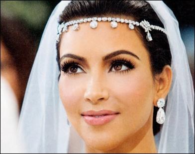 Des épisodes exclusifs ont été dédiés au mariage de Kim avec . .