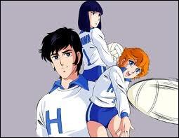 Complétez : Jeanne et ... , coup de foudre au match de volley-ball