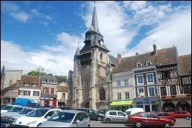 Les habitants de la ville de Nonancourt se nomment ...
