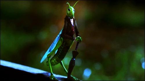 Quel acteur interprète le rôle de Jiminy Cricket ?