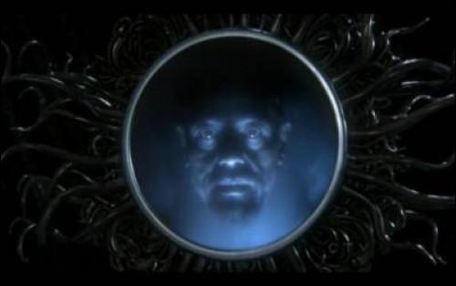 Qui a enfermé le génie dans le miroir magique ?