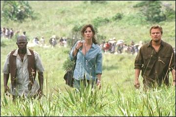 C'est un film d'Edward Zwick, sorti en décembre 2009, qui parle de la guerre civile au Sierra Leone. Leonardo DiCaprio, Jennifer Connelly, Djimon Hounsou, Michael Sheen y jouent un rôle.