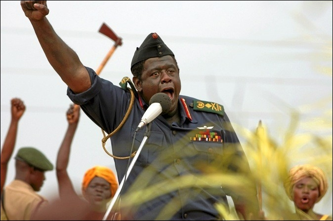 C'est un film de Kevin MacDonald, sorti en 2006. il met en scène Forest Whitaker, Gillian Anderson, James McAvoy, dans l'Ouganda de Idi Amin Dada.
