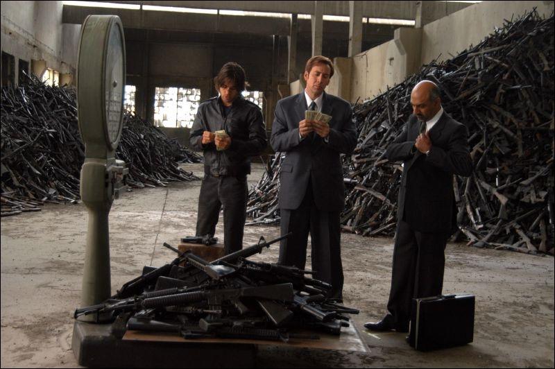 Dans ce film d'Andrew Niccol, Yuri Orlov est un trafiquant d'armes pourchassé par Interpol. Ses clients sont des dictateurs les plus dangereux au monde.