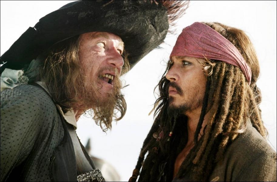 Qui est le boss de fin de Pirate des Caraïbes : Jusqu'au bout du monde ?