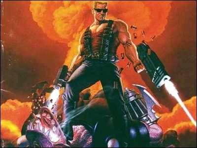 Duke Nukem, le héros le plus badass de l'univers, affronte...