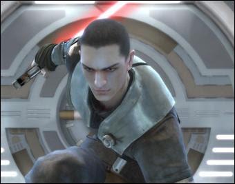 Lequel de ces chevaliers Jedi est opposé à l'Apprenti dans Star Wars : le pouvoir de la force ?