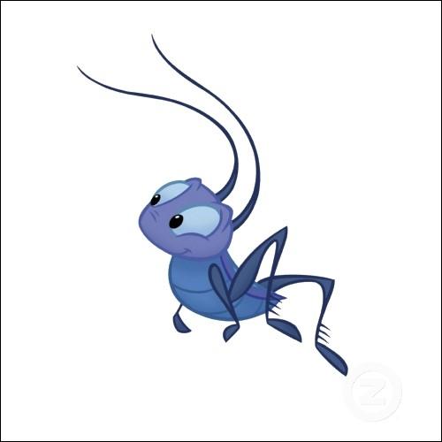 L'un des principaux animateurs du criquet, un personnage secondaire du film  Mulan , a également participé à l'animation d'un autre grand personnage Disney, lequel ?