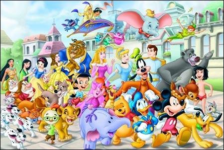D'après plusieurs sondages, quel est le film d'animation Disney préféré des Français ?