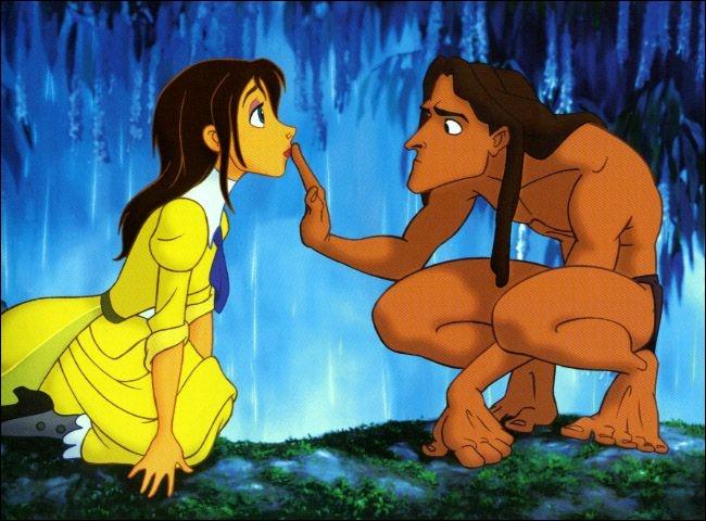 Quelle célèbre actrice française prête sa voix au personnage de Jane dans le grand classique Disney  Tarzan  ?