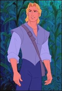 Dans la version originale de  Pocahontas , quel célèbre acteur double le personnage de John Smith ?