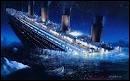Quand s'est échoué le Titanic ?