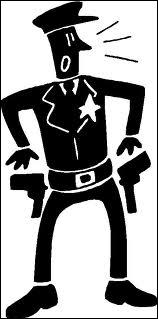 Quel extrait ne vient pas d'un véritable rapport de police et de gendarmerie mais de la justice ?