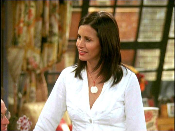 Où Monica rencontre-t-elle Richard ?