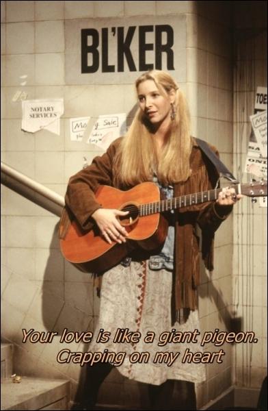 Qui, Phoebe rencontre-elle, à la fin de la saison ?