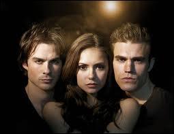 Qui joue-t-il dans Vampire Diaries en 2009, 2010, 2011, 2012 ?